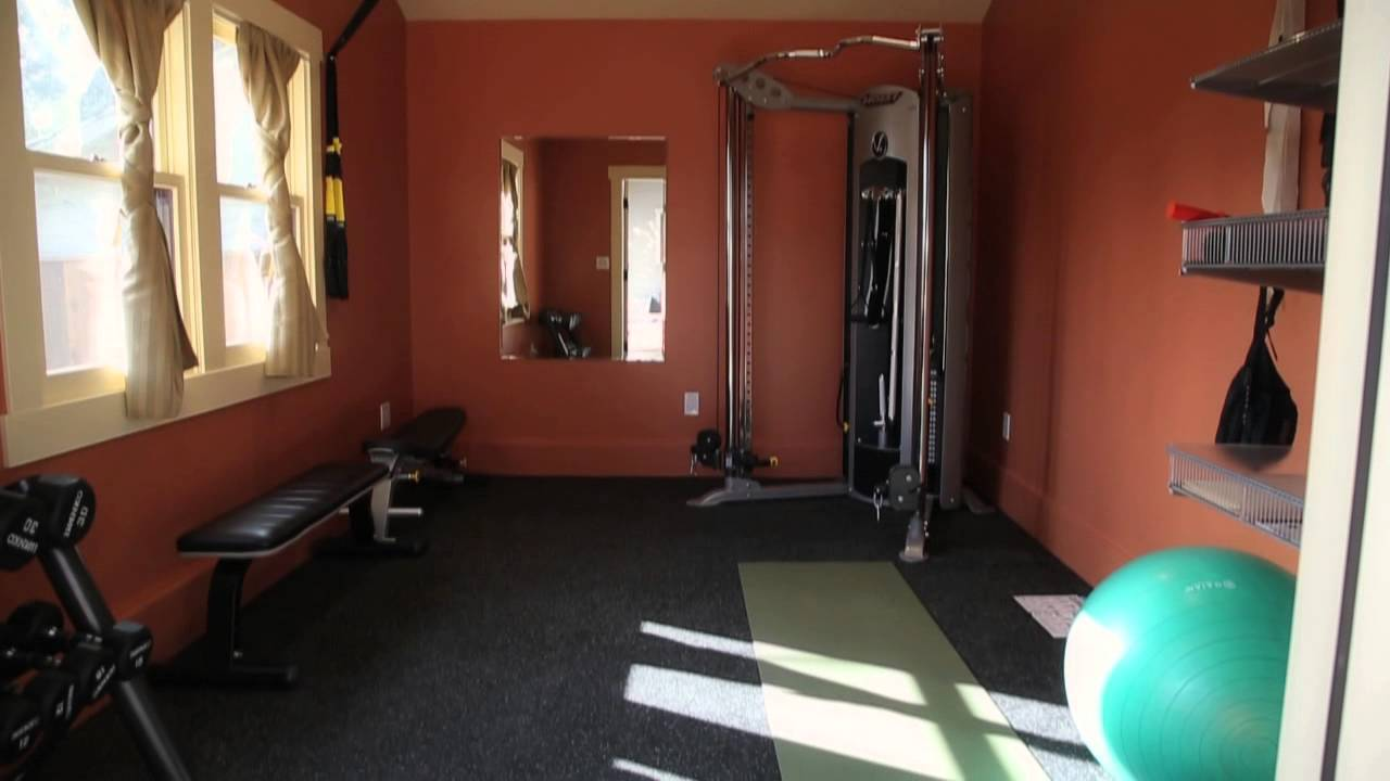 Garage Gym With Car Lightfoot Studios Inc 2 Car Garage Storage Gym Video Lightfoot Studios Inc