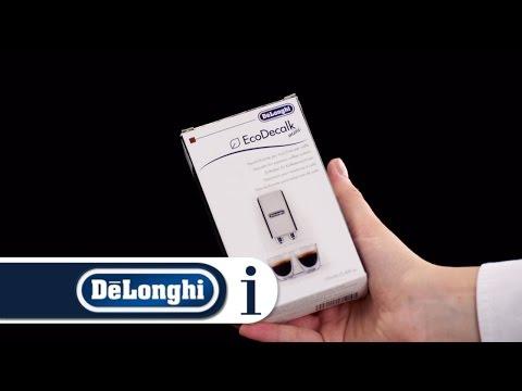 How to descale your De'Longhi ESAM 04.110.S or ESAM 04.110.B
