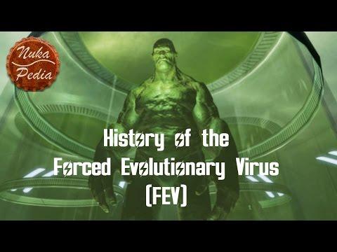 NukaPedia - History of the Forced Evolutionary Virus (FEV) [Fallout Lore]