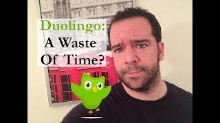 Duolingo: A Waste Of Time?! Polyglot Gabriel Silva Answers!