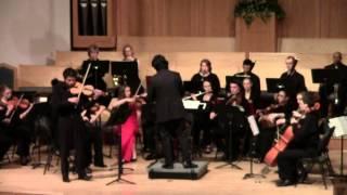 Concerto in e, op. 64 Allegretto non troppo, Allegro molto vivace by Mendelssohn