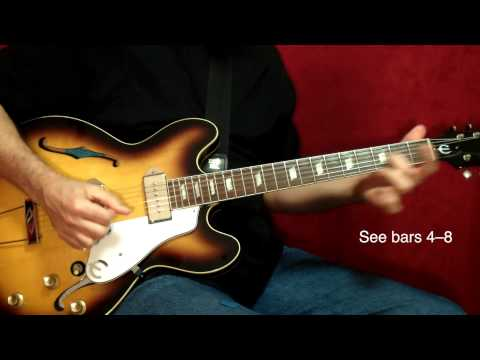 Honky Tonk Women - The Rolling Stones - Guitar Lesson