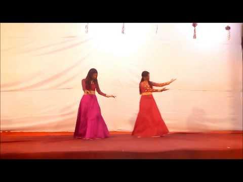 Jhoomo nacho khushi se aaj yeshu paida huaRehana And Reshma CHRISTIAN HINDI CHRISTMAS DANCE