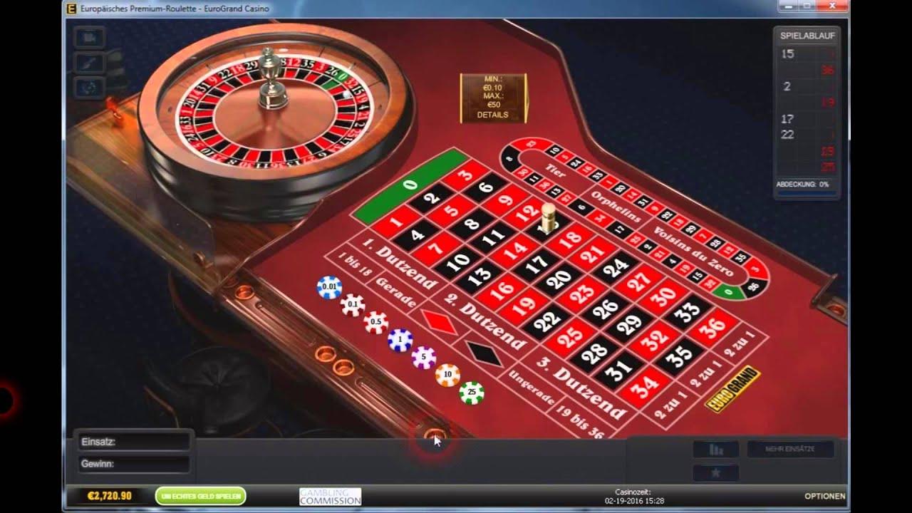 Roulette Einfache Chancen Strategie