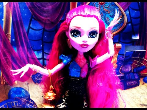 Monster High  Gigi Grant review franais  YouTube
