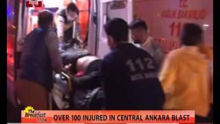 Terror attacks in Ankara, Ivory Coast