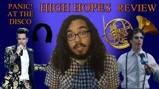 REVIEW: Panic! at the Disco - High Hopes
