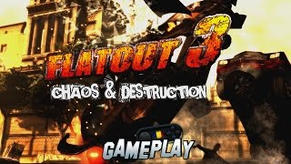 FlatOut 3 Chaos And Destruction PC Gameplay