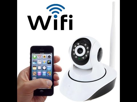 Camera Ip HD WIFI 720p Hardfast Mercadolivre caixa Colorida yyp2p ip03ck