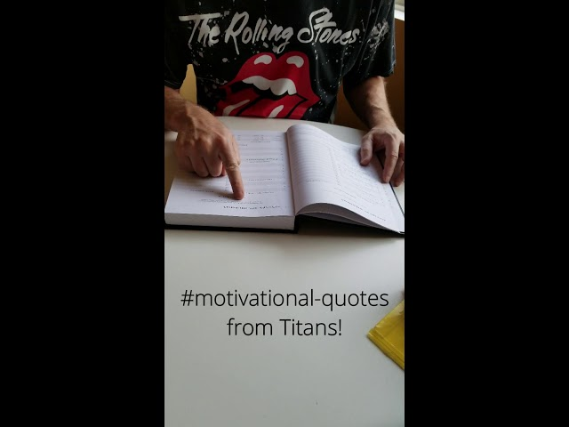 Titan Planner Review from Buyers