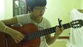 #4 [Phạm Hồng Phước] Khi Người Lớn Cô Đơn - guitar cover by An An