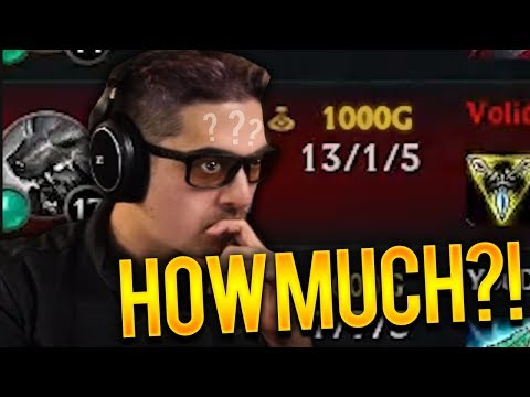 ROBBED THIS LEE SIN'S JUNGLE!! | HOW MUCH AM I WORTH?????? - Trick2G
