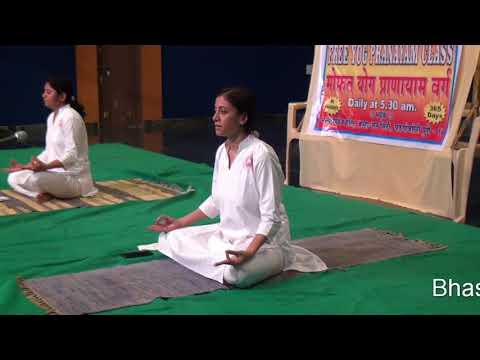 Daily Patanjali Yoga at Bramha Sun City, Pune