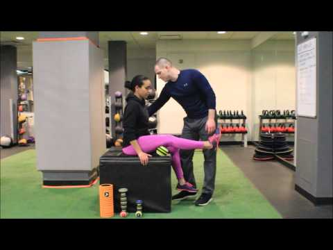 Biceps Femoris Self-administered Dynamic Release a.k.a. Pin & Stretch