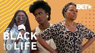 All The Crazy Things Every Black Mom Says | Black To Life