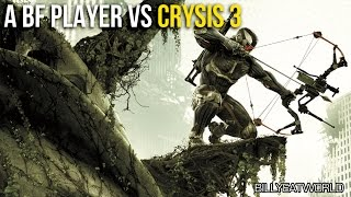 A Battlefield Player Versus... Crysis 3 - Raw First Impressions (PS3)