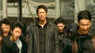 Video CROWS EXPLODE Bande Annonce (Crows Zero 3) download MP3, 3GP, MP4, WEBM, AVI, FLV Maret 2018