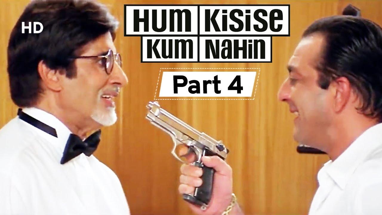 Hum Kisise Kum Nahin - Superhit Comedy Movie Part 4 - Amitabh Bachchan- Sanjay Dutt- Ajay Devgan