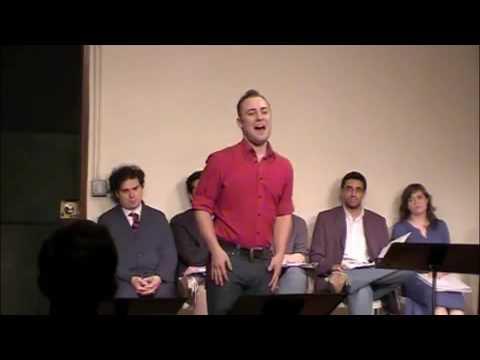 Ryan Bauer-Walsh Sings Fight or Flight