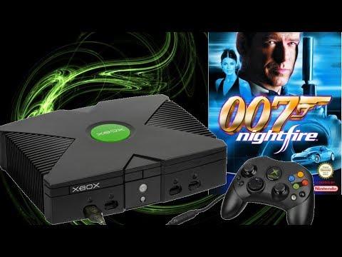 OG Xbox - 007 Nightfire Part 1
