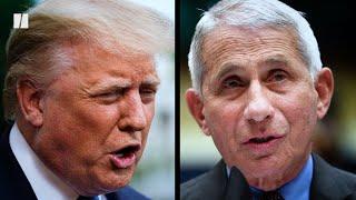 Trump Administration Undercuts Fauci