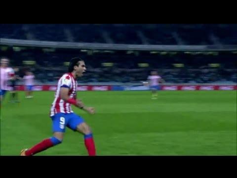 La Liga | Real Sociedad - Atlético de Madrid (0-1) | 21-10-2012 | J8 | Resumen