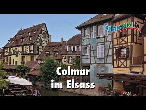 Colmar | Elsass | 2017 | Rhein-Eifel.TV