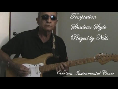 Temptation (Version Instrumental Cover) Shadows Style (Rarities) 1964