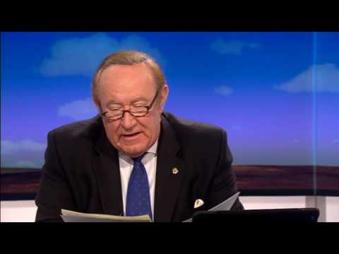 Andrew Neil gives MacKay a lesson in arithmetic,& politics. Derek can't answer simple direct Qs