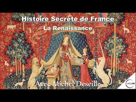 08/03/18 « Histoire secrète de France » (3ème Partie) avec Michel Deseille - NURÉA TV