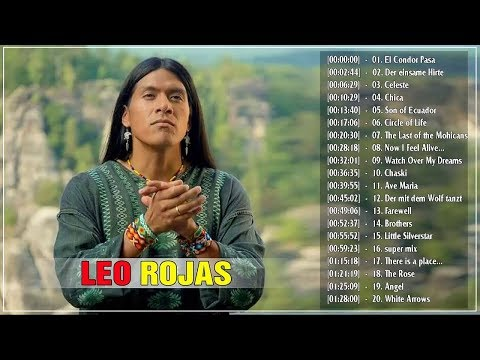 The Best Of Leo Rojas | Leo Rojas Greatest Hits Full Album 2018