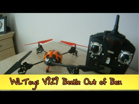 WLToys V929 Beetle 4ch Quad Out of Box