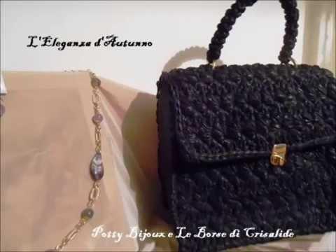Eleganza d Autunno Le Borse di Crisalide & Potty Bijoux presentano la collezione 2014 2015