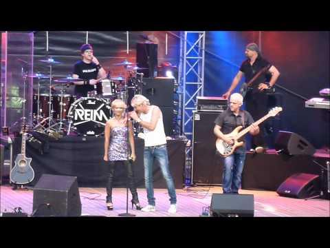Matthias Reim und Michelle live:Du Idiot
