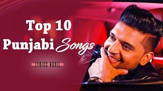 top 10 popular Punjabi songs