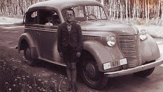 """Москвич 401-м 1954 г.в """"Хитропопые Димки"""""""