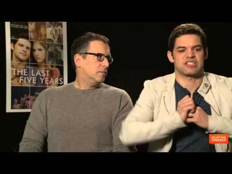 The Last Five Years  With Richard LaGravenese And Jeremy Jordan HD