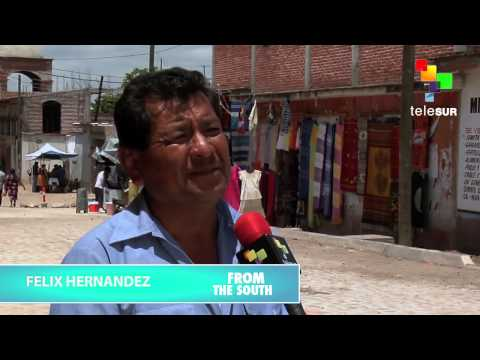 Oaxaca, Mexico in danger of losing indigenous traditions