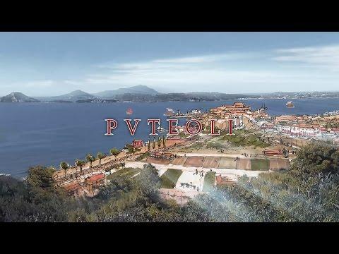Pozzuoli - Itinerari Archeologici: Puteoli - la città alta - Bike Tour Onboard Head Camera GoPro