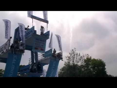 Splashdiving World Championship 2009 Essen