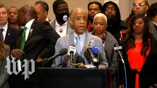 Sharpton, Floyd family attorneys celebrate George Floyd's life, future of police accountability