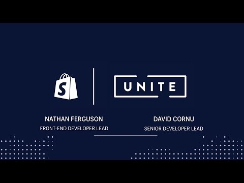Theme Development: New Tools, Better Liquid (Shopify Unite 2017)