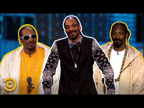 Snoop Dogg's Best Roast Moments