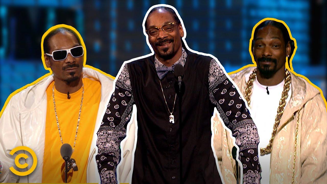 Download Snoop Dogg's Best Roast Moments