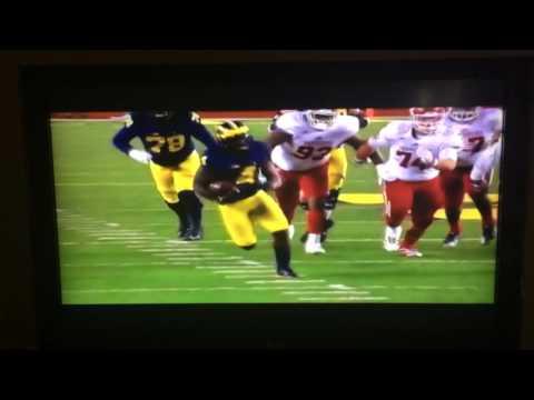 Michigan vs Ohio State (2016 Commercial)
