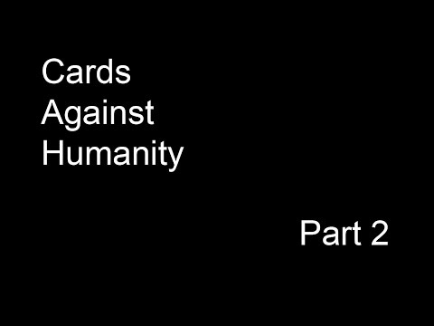 Cards Against Humanity - Part 2: Poor micro pig