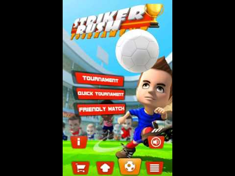 Striker Rush Tournament - Android gameplay PlayRawNow