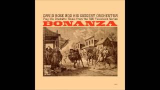 David Rose - Ponderosa (Original Stereo Recording)