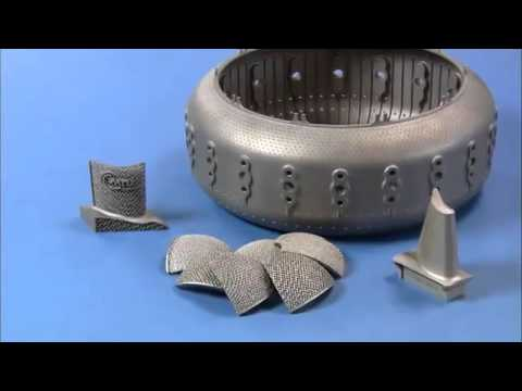 3D Printing for Aerospace   EOS Additive Manufacturing at MTU