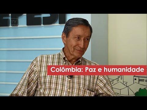Sala de Professores - Colômbia: paz e humanidade